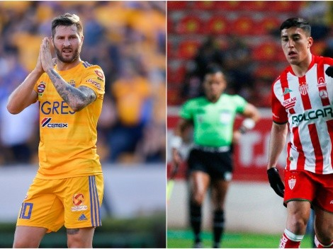 Tigres host Necaxa today in Liga MX Round 4