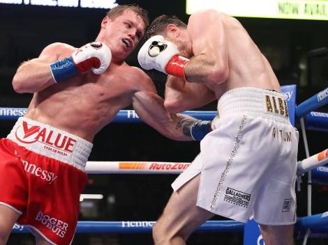 Callum Smith pronosticó que nadie en las 168 libras podrá vencer a Canelo Álvarez
