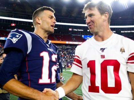 El gran dolor de Tom Brady en su historial en Super Bowl: Eli Manning