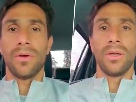 Video: Leonardo Ponzio pidió por la vuelta a clases en Argentina