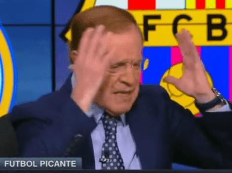 VIDEO: la humillante parodia que Televisa le hizo a José Ramón Fernández