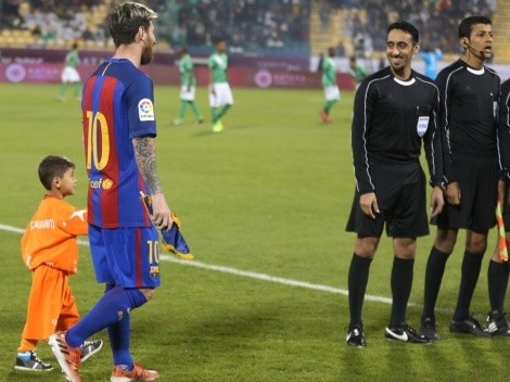 How meeting Messi turned into nightmare for viral Afghan boy