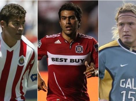 Mexicanos que no sabías que jugaron en la MLS