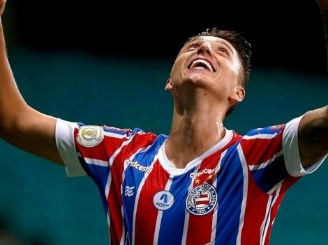 El 'Indio', a lo Messi: golazo de Juan Pablo Ramírez en Brasil a Corinthians