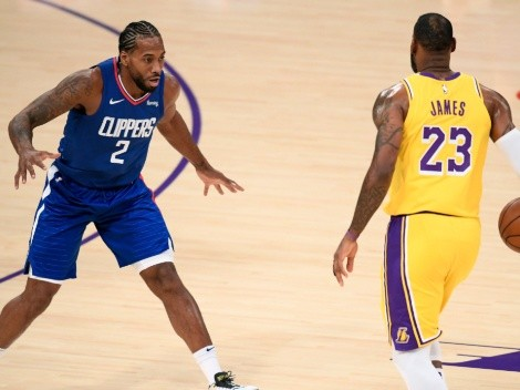 Lakers and Clippers could battle for eye-popping star