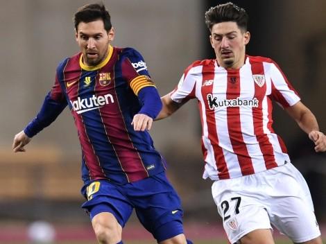 Barca set eyes on revenge against Bilbao today