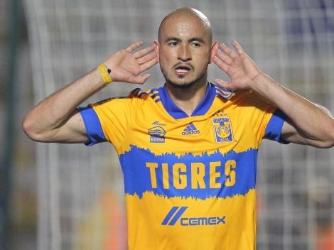 Carlos González rechazó el apodo 'Cha-Cha-Gol'