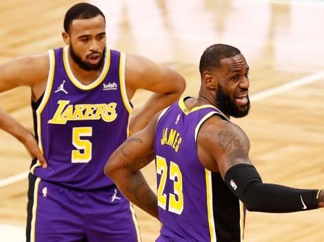 Lakers vs. Atlanta: pronósticos de la NBA en USA