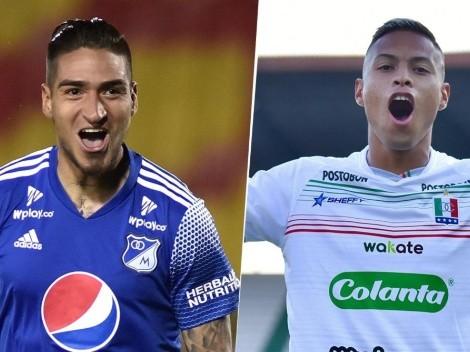 EN VIVO: Millonarios vs. Once Caldas por la Liga Betplay