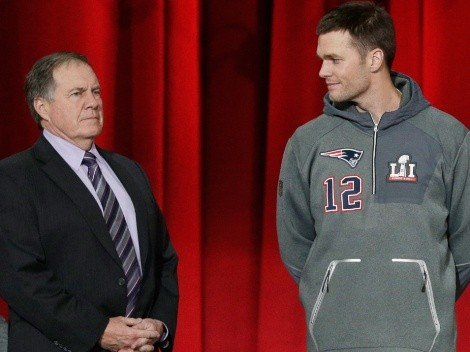 Tom Brady opens up about his time with Bill Belichick ahead of Super Bowl