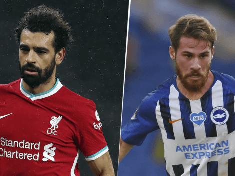 EN VIVO: Liverpool vs. Brighton por la Premier League