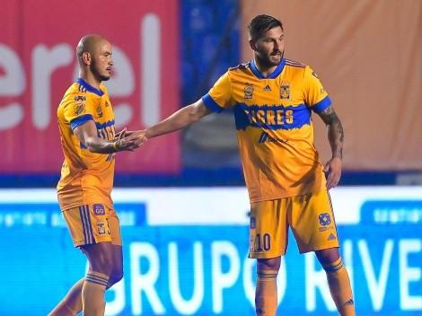 Gignac y Carlos González están disponibles para el Mundial de Clubes