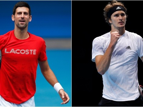 Djokovic and Zverev clash in ATP Cup Group Stage today
