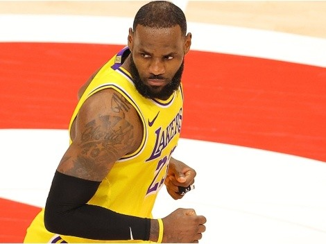 Revealed: What LeBron James told 'Courtside Karen' and her husband