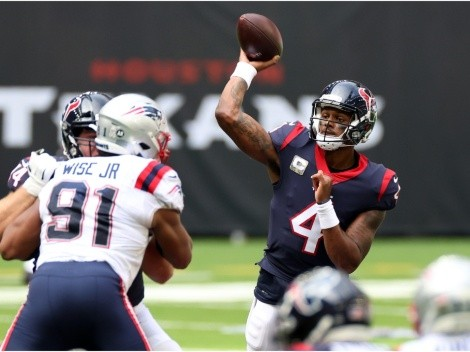 NFL Trade Rumors: The only way the Patriots can get Deshaun Watson