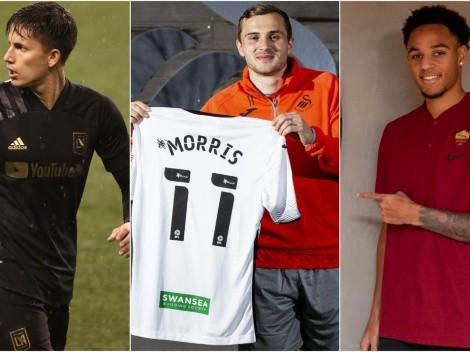 Los jugadores de MLS que partieron a Europa en mercado de invierno