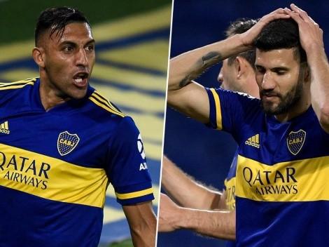 La lista de los 9 jugadores prescindibles de Boca