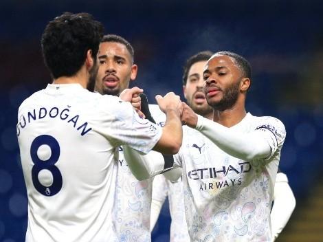 Y ahora quién los para: Manchester City ganó su 13° partido al hilo