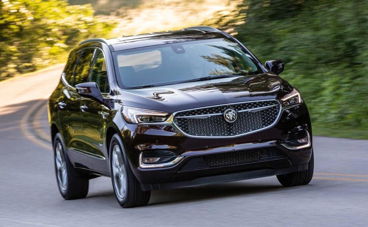 Buick Enclave 2021: Todo lo que necesitas en una SUV