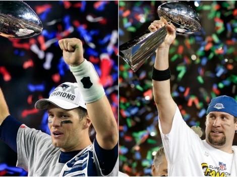 Los equipos más ganadores del Super Bowl en la historia de NFL