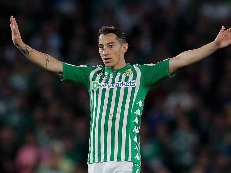 ¿La peor temporada de Andrés Guardado en Europa?