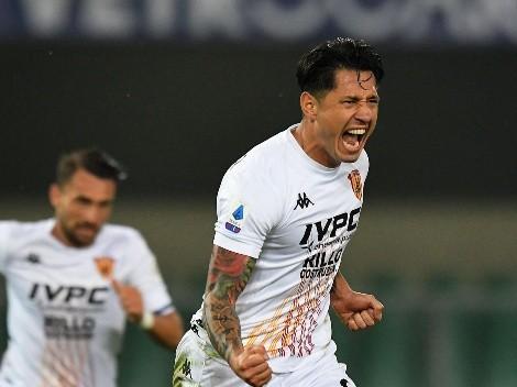 Bonillo no lo descartó: Lapadula con opciones de jugar ante Bolivia