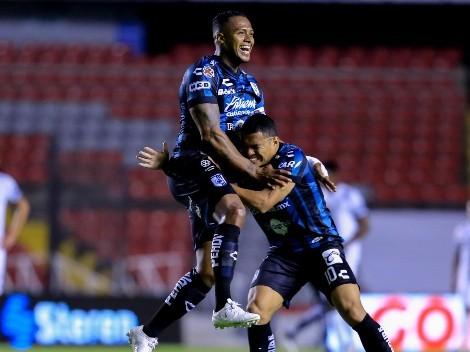 VIDEO | Luis Antonio Valencia marca su primer GOLAZO en la Liga MX
