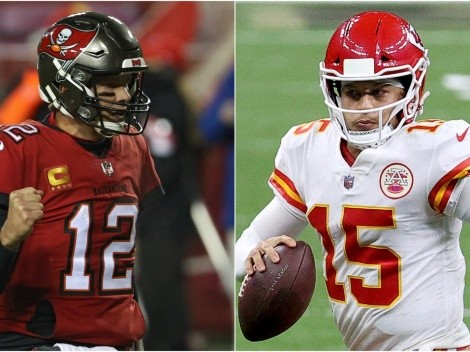 Kansas City Chiefs and Tampa Bay Buccaneers face off for Super Bowl LV