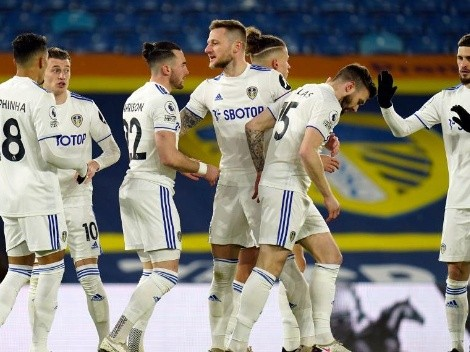 Festeja Bielsa: Leeds recuperó la sonrisa derrotando a Crystal Palace