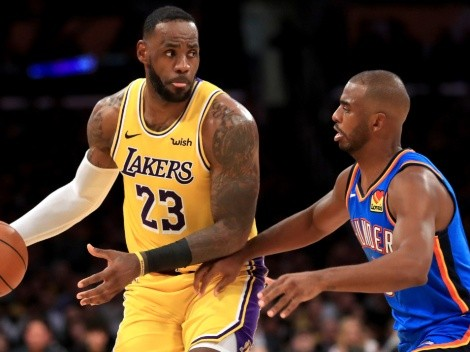 Chris Paul responds to LeBron James' criticism of All-Star Game