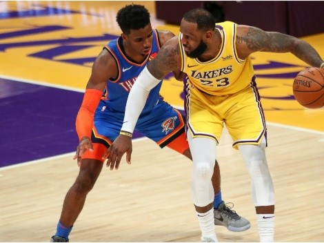 Lakers and Thunder rematch following overtime thriller