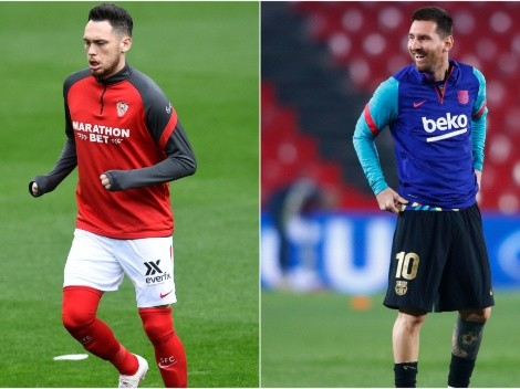 Barcelona visit Sevilla in thrilling Copa del Rey semifinals today