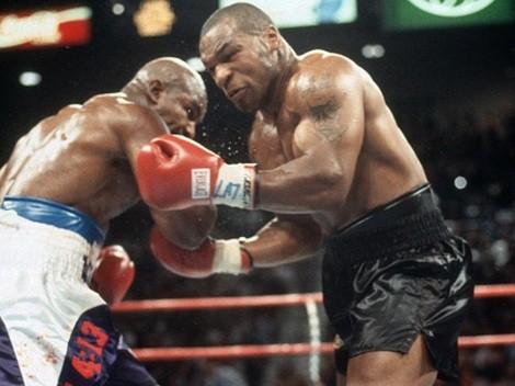 Mike Tyson vs Evander Holyfield: pulgar para arriba para que haya trilogía