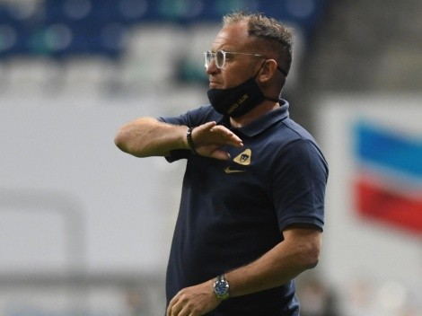 Andrés Lillini apoyará a Tigres en la Final
