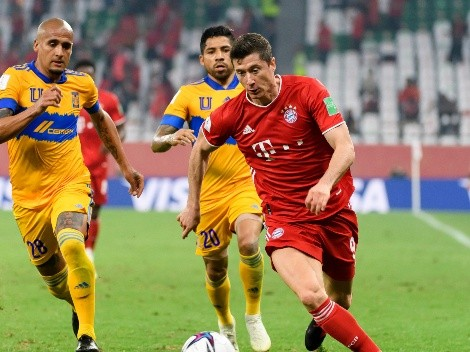 Lewandowski é eleito melhor jogador do Mundial de Clubes