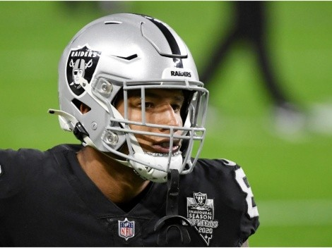 Raiders' Darren Waller claims it's 'easy' to play against the Chiefs
