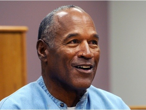 OJ Simpson gives Donald Trump some tips ahead of his trail