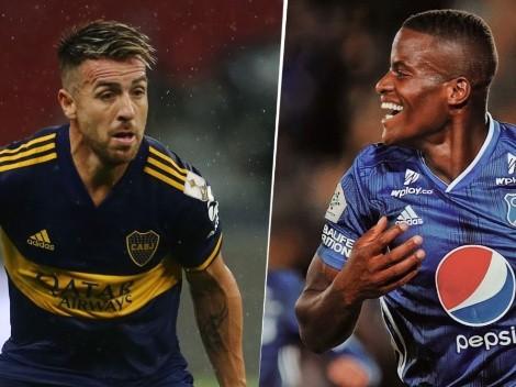 Los números entre Buffarini y Andrés Román, el 4 que quiere Boca