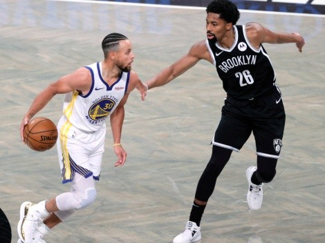 Brooklyn Nets and Golden State Warriors meet on Saturday