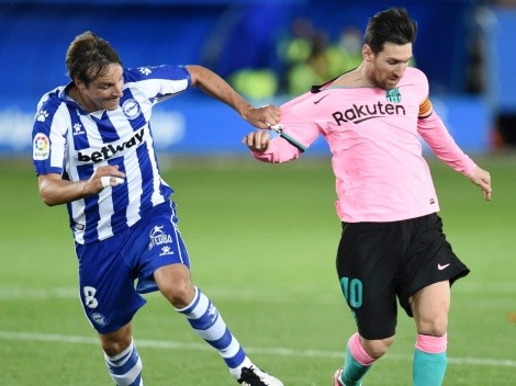 Barcelona look to continue the impressive form as they face Alaves