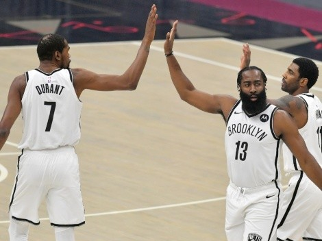 James Harden reveals the biggest difference between Nets and Rockets