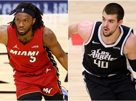Miami Heat and Los Angeles Clippers meet for the second time this NBA season