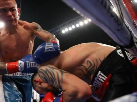 Joseph Díaz ya eligió rival para recuperar el status de campeón mundial