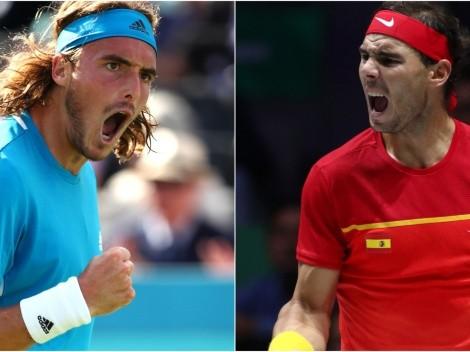 Stefanos Tsitsipas x Rafael Nadal: saiba como assistir AO VIVO essa partida do Australian Open