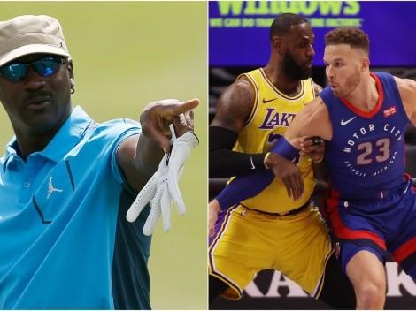 El elegido de Michael Jordan en la NBA busca nuevo equipo