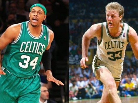 The Green: The greatest players in Boston Celtics history