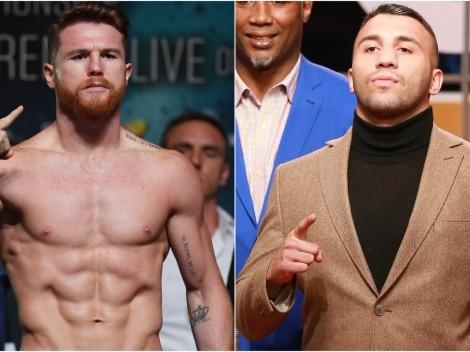 Who is Canelo Alvarez's next opponent, Avni Yildirim?