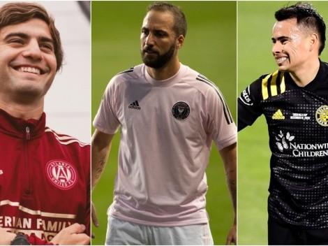 Argentina es el país que más jugadores extranjeros aporta a la MLS