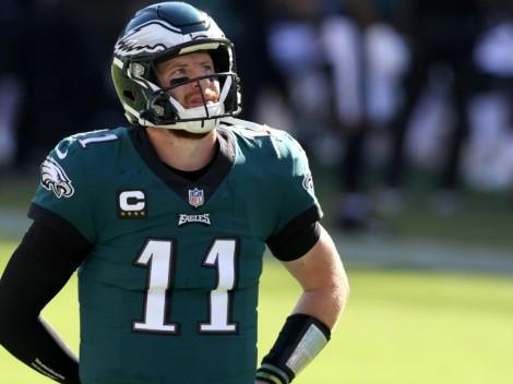 Carson Wentz deja Philadelphia Eagles y tiene nuevo equipo en NFL