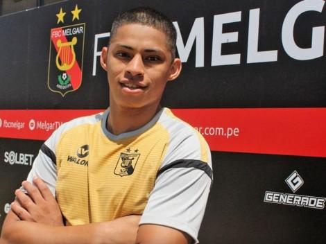 """Kevin Quevedo traza sus metas: """"Llegar a la selección peruana y quedarme"""""""